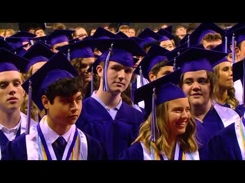 Lake Washington High School Graduation 2018