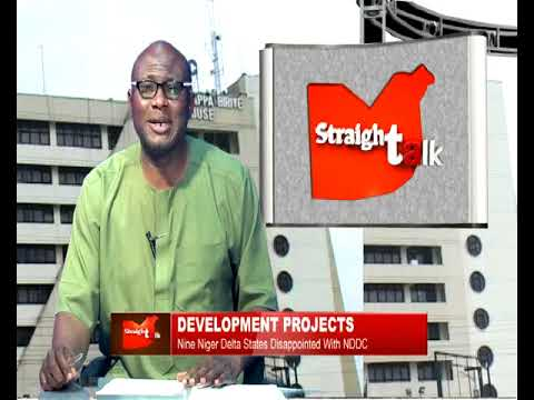 QUESTIONABLE STATE OF NDDC PROJECTS ACROSS NIGERIA'S OIL RICH NIGER DELTA REGION