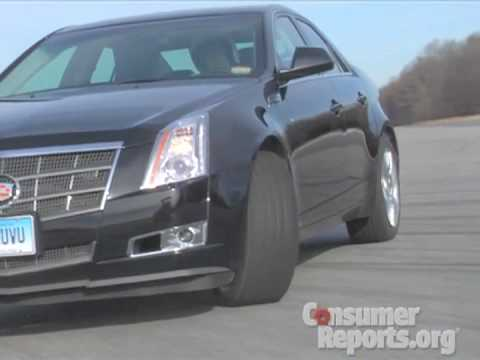 2008 2017 Cadillac Cts Review Consumer Reports