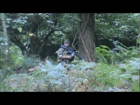Spec Ops Airsoft @ bloxworth in dorset ( woodland ) HD