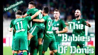 panathinaikos-fc-the-quotbabiesquot-of-donis-2018-2019-season-hd