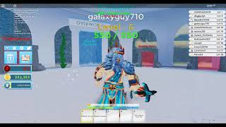 *NEW* Atlantis Update + New God (Roblox God Simulator) Ep 5