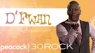 30 Rock - Every D'fwan Moment