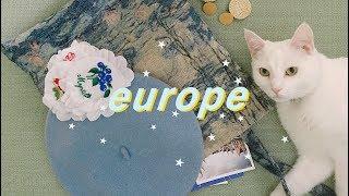 - Lovely Things I Got in Europe -