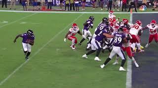 Lamar fooled the entire defense 😳