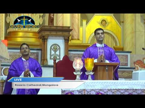 Live from Rosario Cathedral, Mangalore