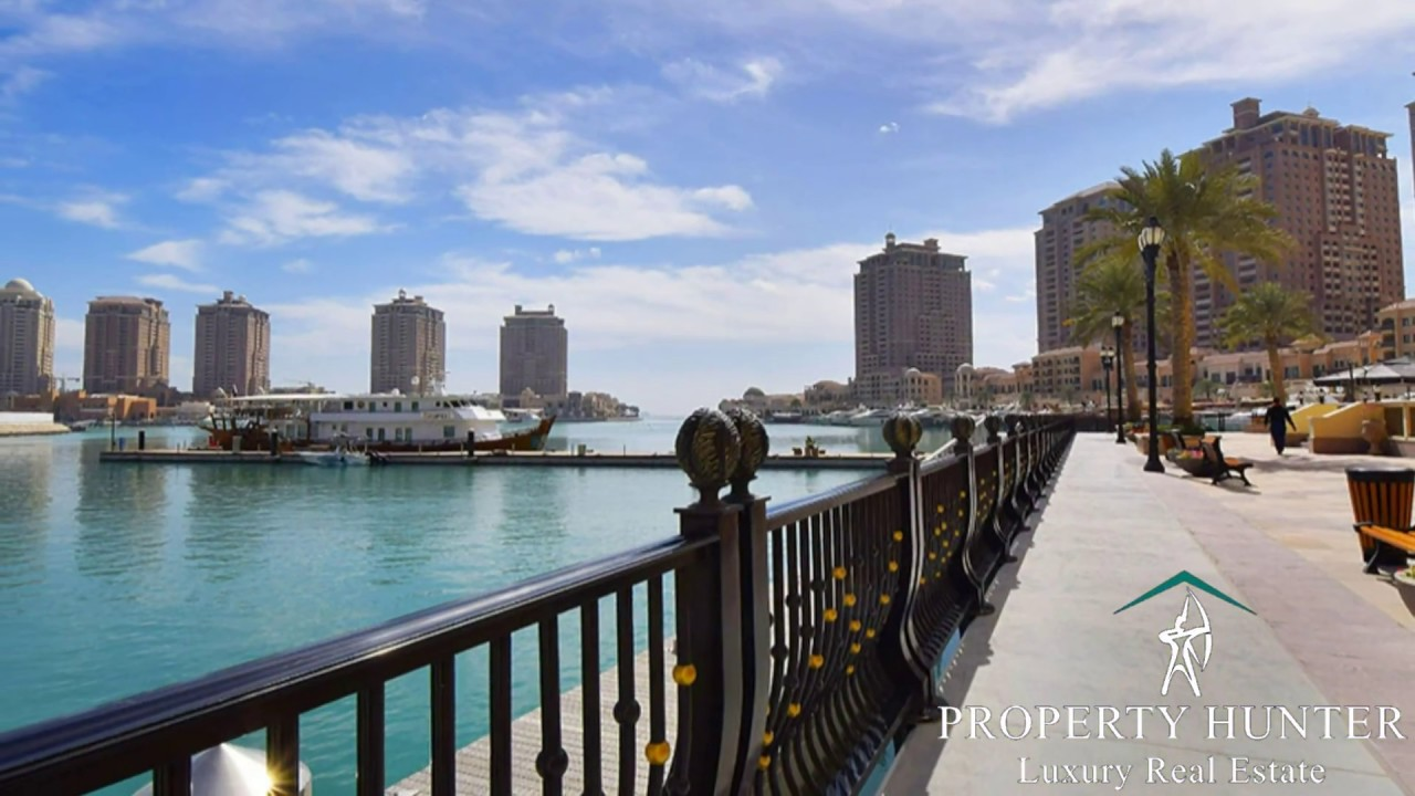 Studio Apartment Qatar studio apartment for rent at the pearl qatar porto arabia doha ref