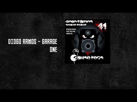 Diogo Ramos - Garage One - Cause Recs 41