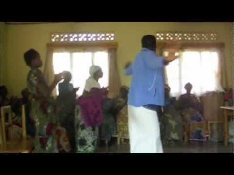 Donne in Rwanda - Progetto Twizerane