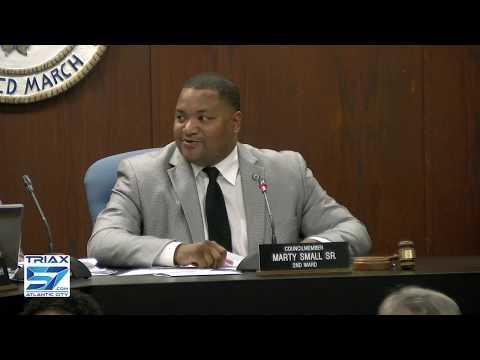 Atlantic City Council Meeting  12-12-18