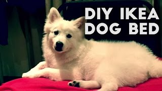 Diy Dog Bed From Ikea