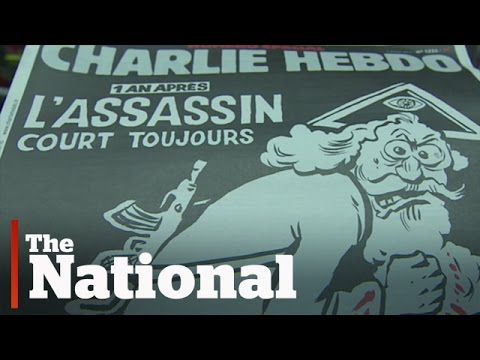 Charlie Hebdo: One Year After the Attack