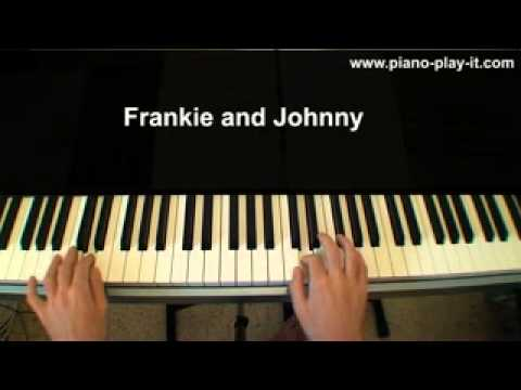Boogie Woogie - Frankie and Johnny (Free Boogie Woogie Piano Sheet Music)