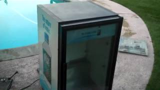 Diy Wine Cooler/ Fridge Reptile Incubator