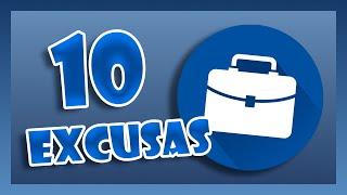 Repeat youtube video 10 EXCUSAS PARA NO IR A TRABAJAR | MarcProjects