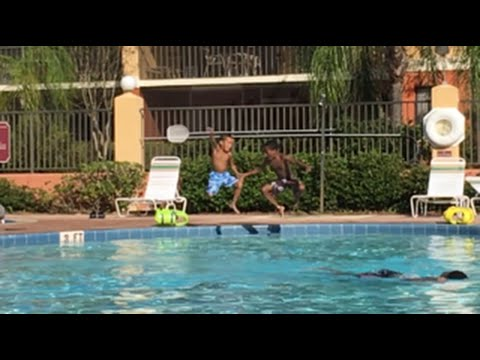Swimming Pool Review Westgate Villas Resorts Kissimmee Florida