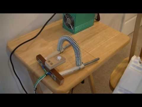DIY Hot Wire Foam Cutter