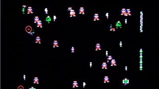 Robotron 2084 Game Review (Apple II)