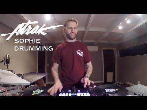 ATrak x Sophie Drumming