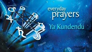 Ya Kundendu   Everyday Prayers   Devotional