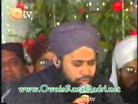 Pukaro Ya Rasool Allah Owais Raza Qadri Mehfil E Naat At Lahore Qtv 2006 Youtube
