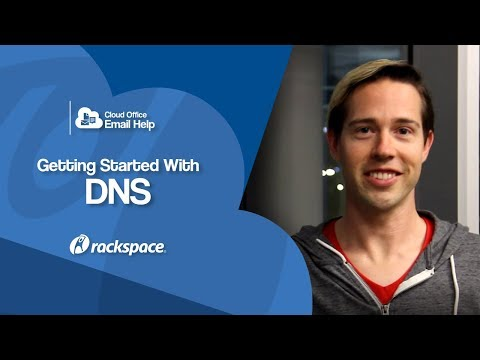 Rackspace Email - Domain Name System: Introduction & Setup