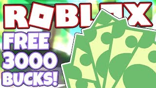 CODE FOR *3000* FREE BUCKS | Roblox Island Royale