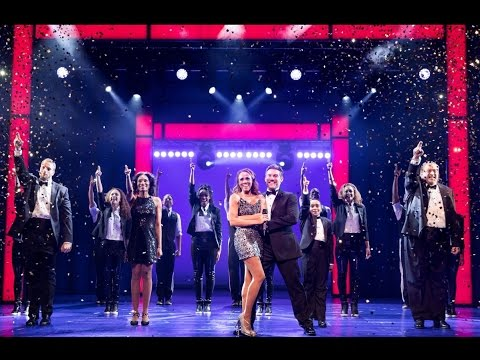 The Bodyguard at Paper Mill Playhouse, Production Video