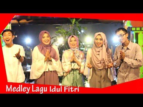 Medley Lagu Idul Fitri / Lebaran  (cover) Red Music Zone