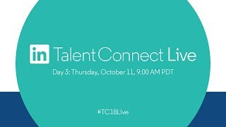 Talent Connect Live: Day 3