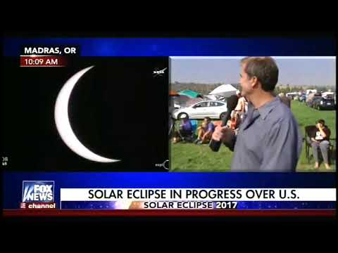 Shepard Smith Doesn't Care About the Eclipse