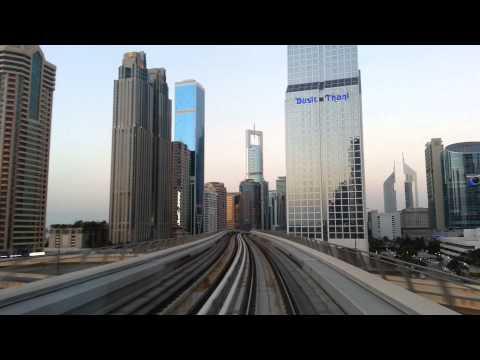 DUBAI CITY HD METRO