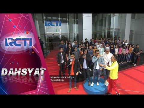 DAHSYAT - Wow Dahsyat Kedatangan Juri Indonesian Idol [9 OKTOBER 2017]