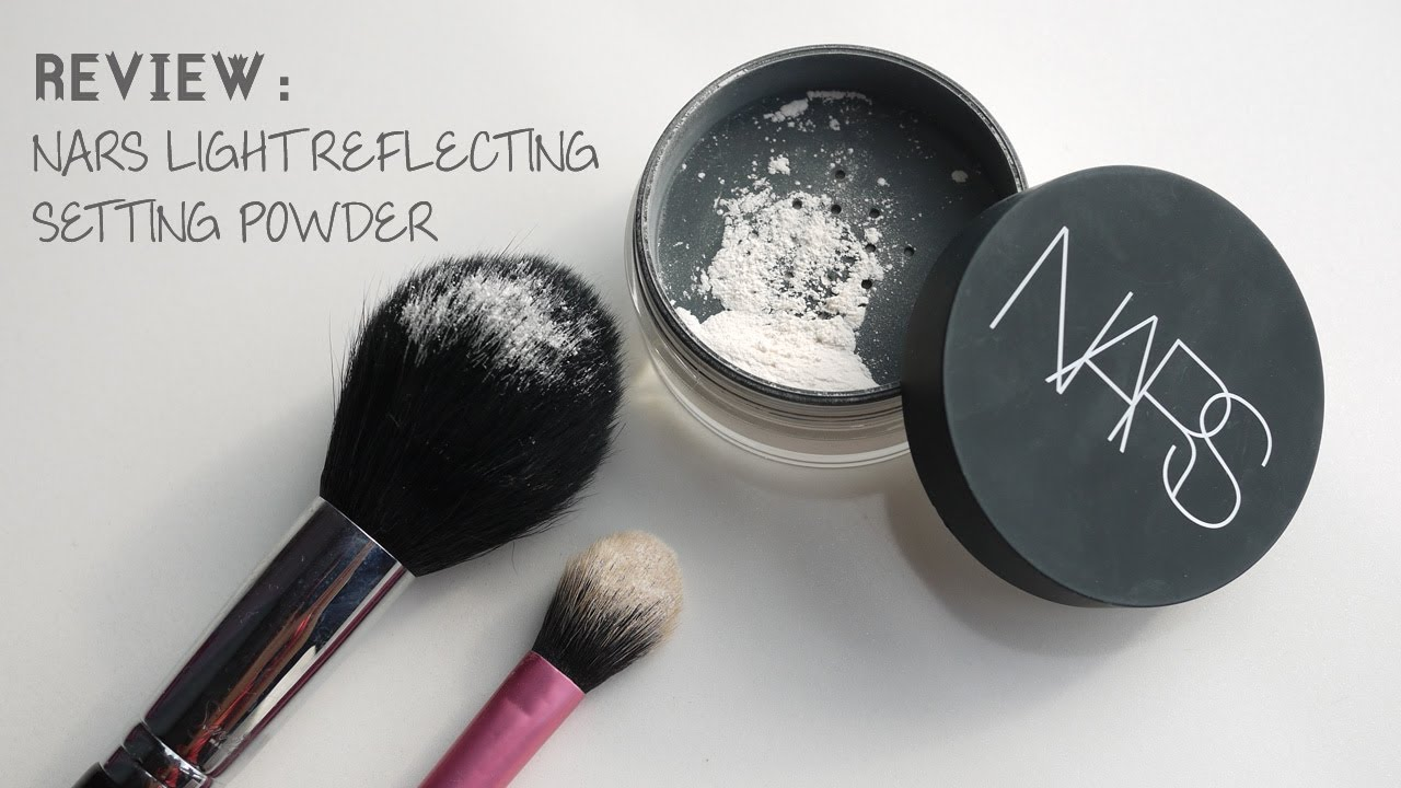 the best finishing powder ever nars light reflecting. Black Bedroom Furniture Sets. Home Design Ideas