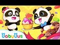 ❤ Let's Share Things With Friends | Happy Valentine's Day | Kids Good Habits | BabyBus