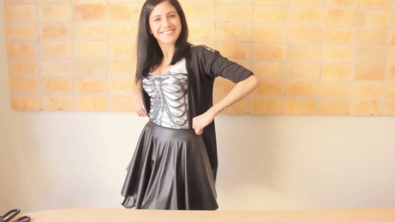 Как сшить юбку солнце без выкройки | How to Make a Circle Skirt