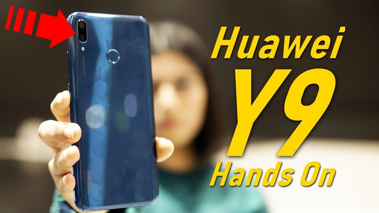 Huawei Y9 2019 Hands On Review PROS & CONS | Buy or Not?