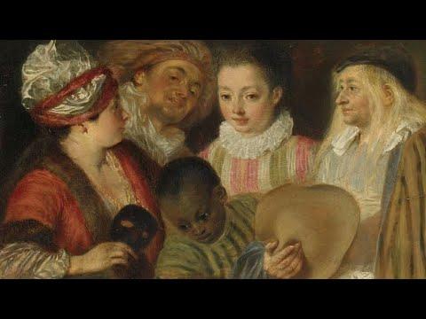 Jean-Antoine Watteau Paintings & Studies!