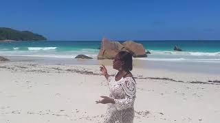 Anse Lazio video from Host Family Seychelles