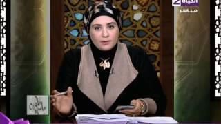 متصلة لـ«نادية عمارة»: «كنت بسرق وأنا صغيرة.. ما الكفارة؟».. فيديو