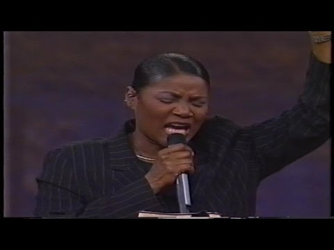 Camp Meeting 2002 ~ Thursday July 4th Part 2 ~ Juanita Bynum