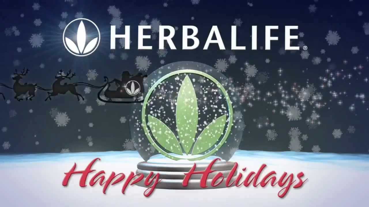 Xmas E Card From Herbalife HD 720pmp4 YouTube