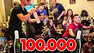 100.000 SUBS REACTION! [18+]