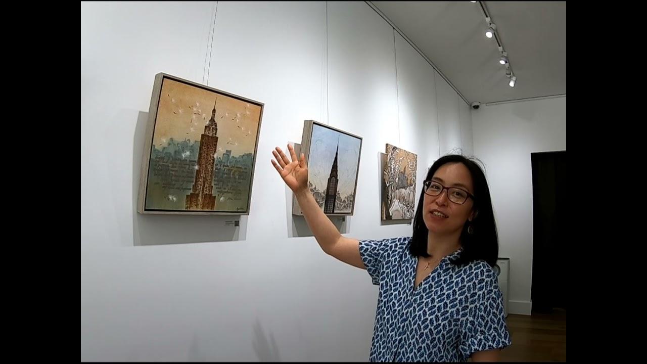 Chloe Hyobin Kwon, Artist