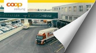 Logistikzentrum für Heimelektronik in Jegenstorf