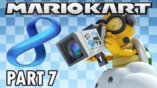Let's Play Mario Kart 8 - Part 7 (Leaf Cup)