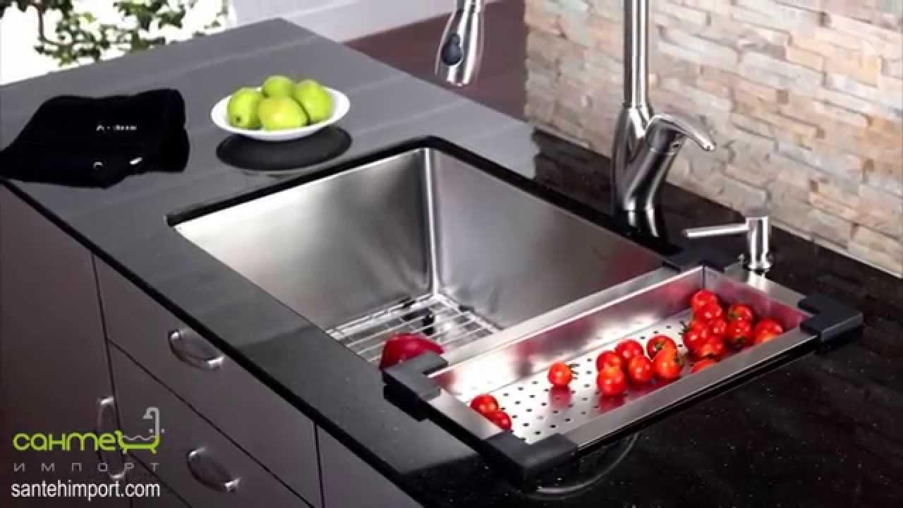 В интернет-магазине 220 вольт вы можете купить кухонные мойки из нержавейки различных. 780 х 490 мм, врезная, нержавейка, с набором 112. 0198. 023. Раковины для кухни нержавеющей стали – самый популярный и.