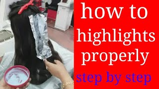 Baixar how to highlights properly step by step (in Hindi)