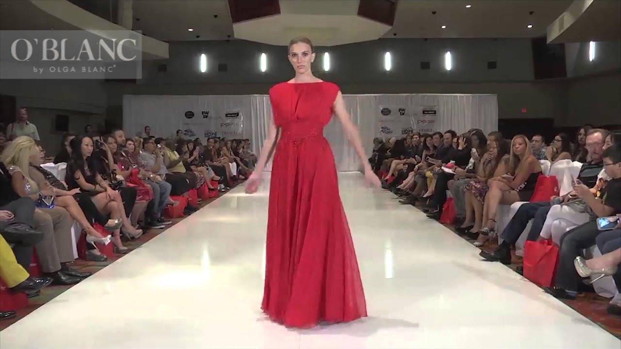 International Fashion Week platform in Las Vegas