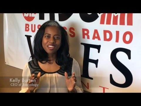 Kelly Burton, CEO of Bodyology Biz 1190 Promo